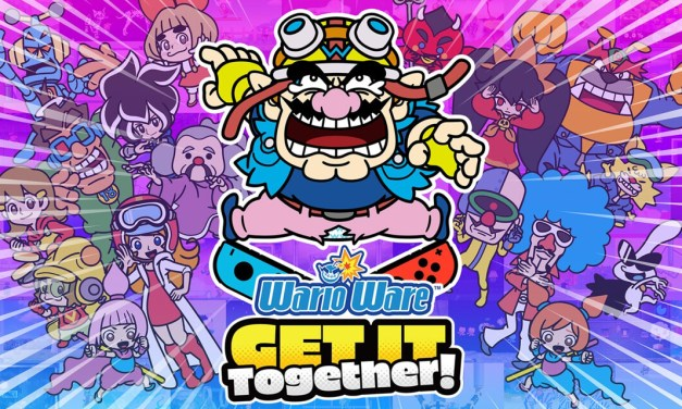 WarioWare: Get It Together! [Nintendo Switch] | REVIEW