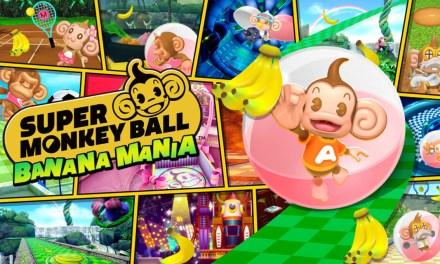 Super Monkey Ball: Banana Mania [Nintendo Switch]   REVIEW