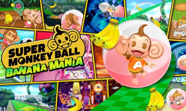 Super Monkey Ball: Banana Mania [Nintendo Switch] | REVIEW
