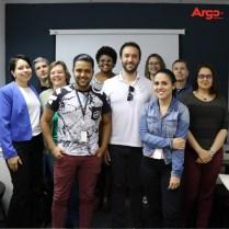 Primeira turma Argo School