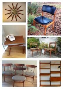 Used.ca Vintage Mid-century Modern Teak Furniture