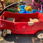 Radio Flyer Wagon Parts For Sale Only 2 Left At 65