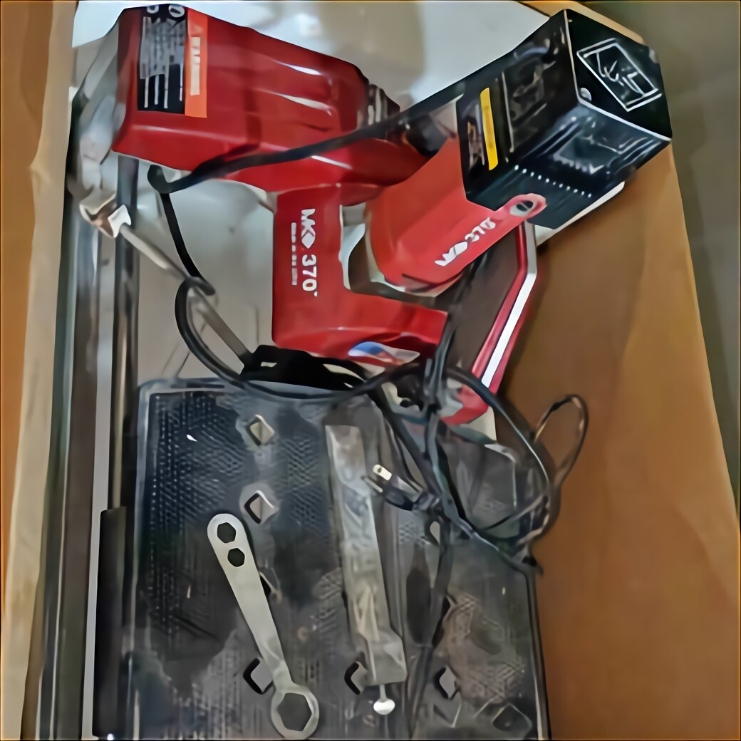 mk tile saw for sale compared to