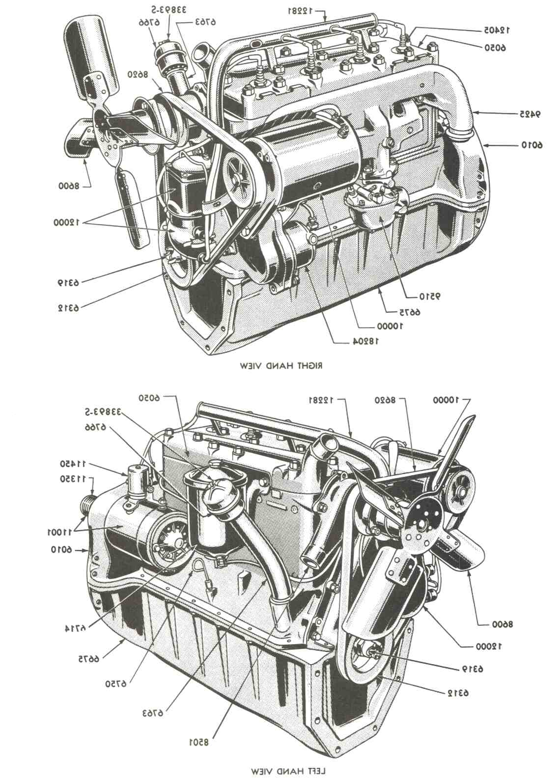 Ford 9n Engine For Sale