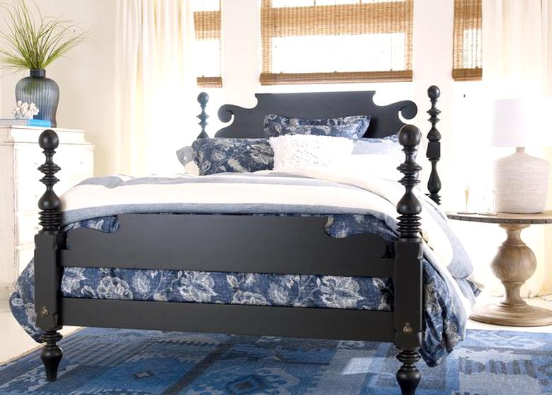 ethan allen bed for sale only 4 left