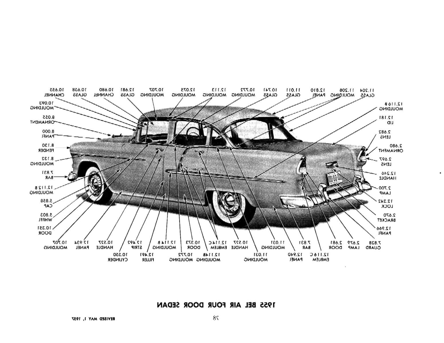 Chevrolet Parts For Sale