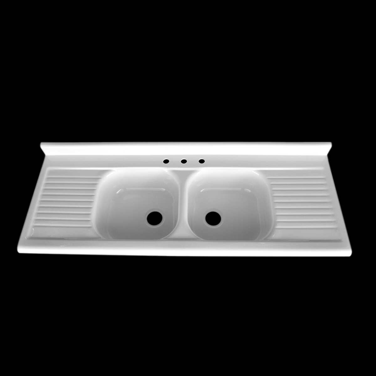 drainboard sink for sale compared to