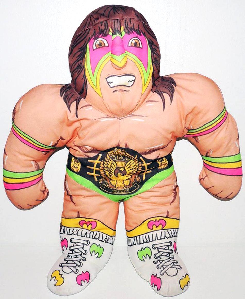 wrestling buddies ultimate warrior for