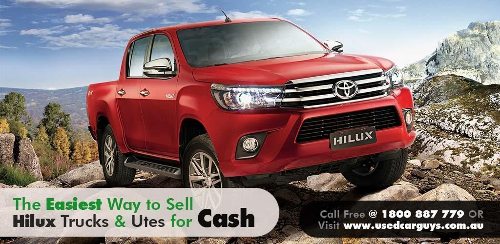 cash-for-toyota-hilux-Brisbane-Qld-flyer