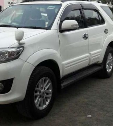 Diesel Used Fortuner Car Kalyan Used Car In India