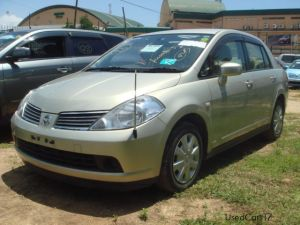 Used Nissan TIIDA LATIO | 2005 TIIDA LATIO for sale | Dar