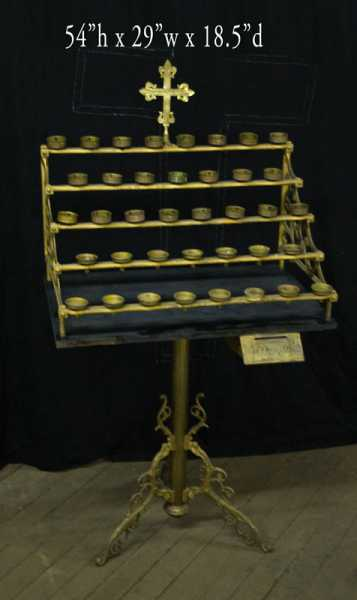 Votive Holders  Used Church Items