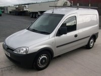 2008 Vauxhall Combo CDTI, roof rack for sale in Armagh ...