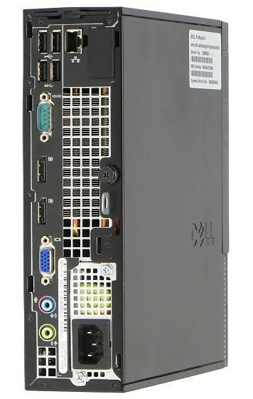 Dell Optiplex Usff Quad Core I5 S 3 1ghz 8gb