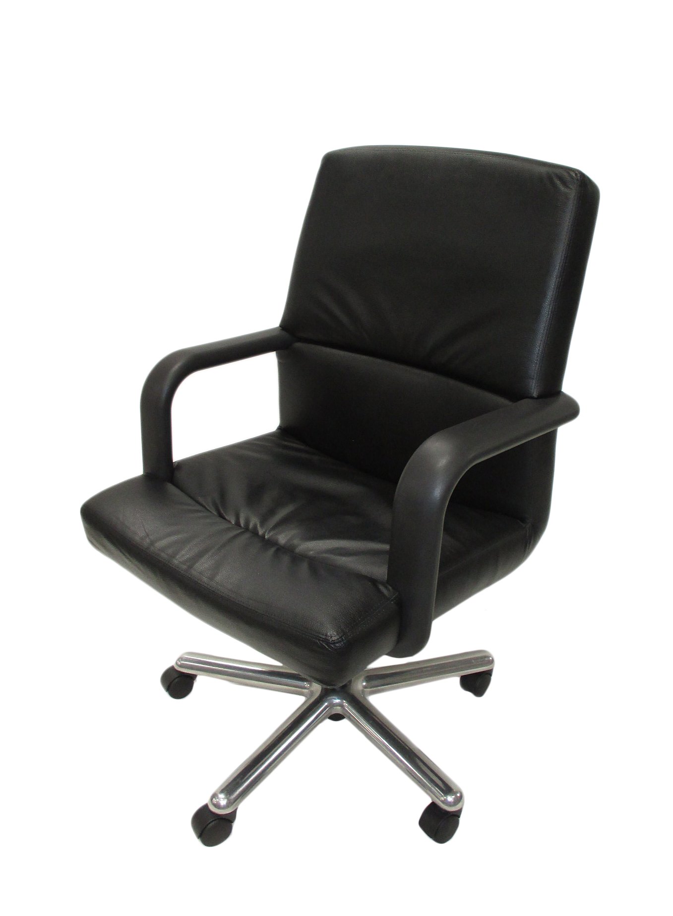 used office chairs ergonomic chair nairobi brayton intl technique mid back conference open arms