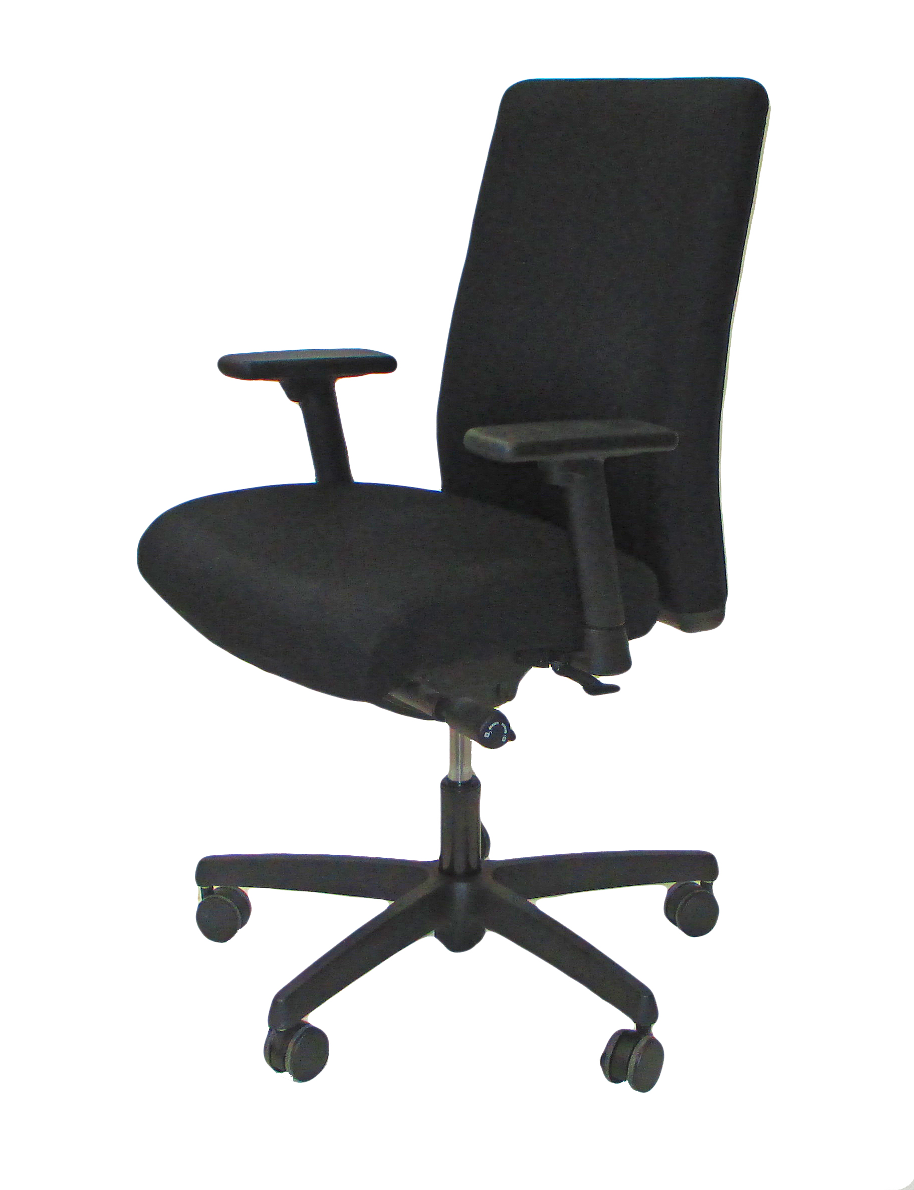 Used Office Furniture Hon Ignition Black Fabric Task Chair