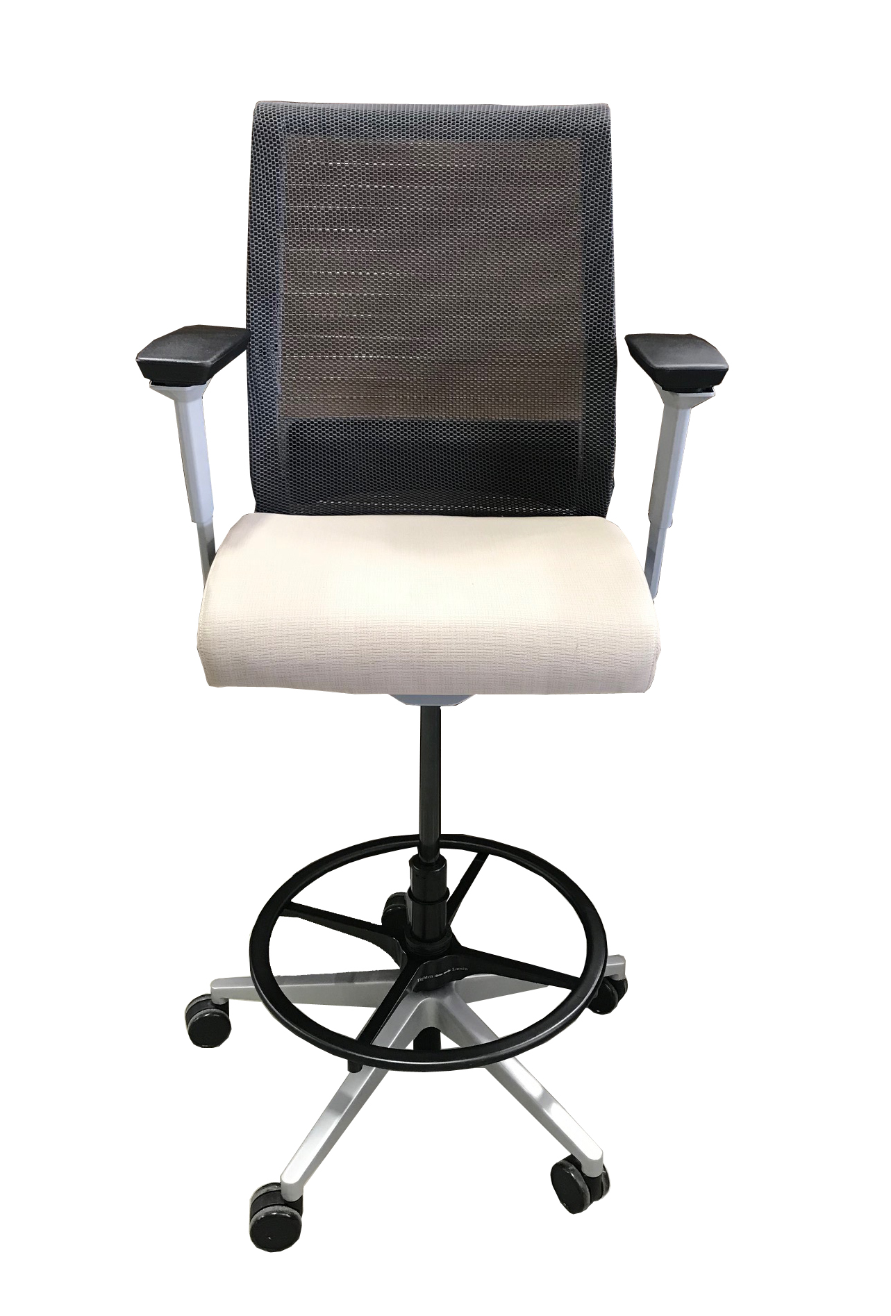 drafting office chair steel easy online used furniture think stool by steelcase