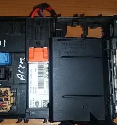 audi a6 c6 2006 2 0 tdi fuse box and comfort module ecu hella article 4f0907289g 4f0 907 289 g  [ 2048 x 1152 Pixel ]