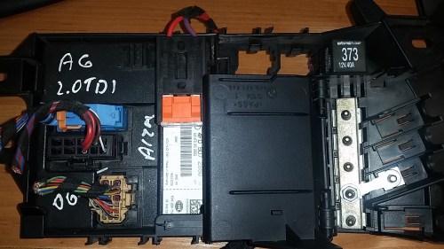 small resolution of audi a6 c6 2006 2 0 tdi fuse box and comfort module ecu hella article 4f0907289g 4f0 907 289 g