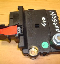 mercedes s class w220 trunk junction fuse box article 0005401950 000 540 19 50  [ 2592 x 1944 Pixel ]