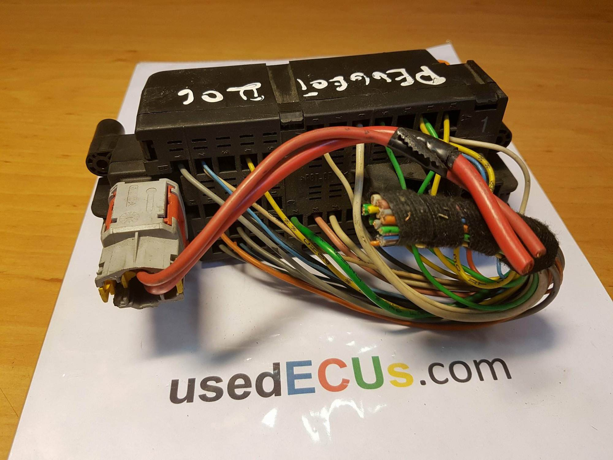 hight resolution of peugeot 206 1998 fuse box 2 0hdi 9627286880 article 9627286880