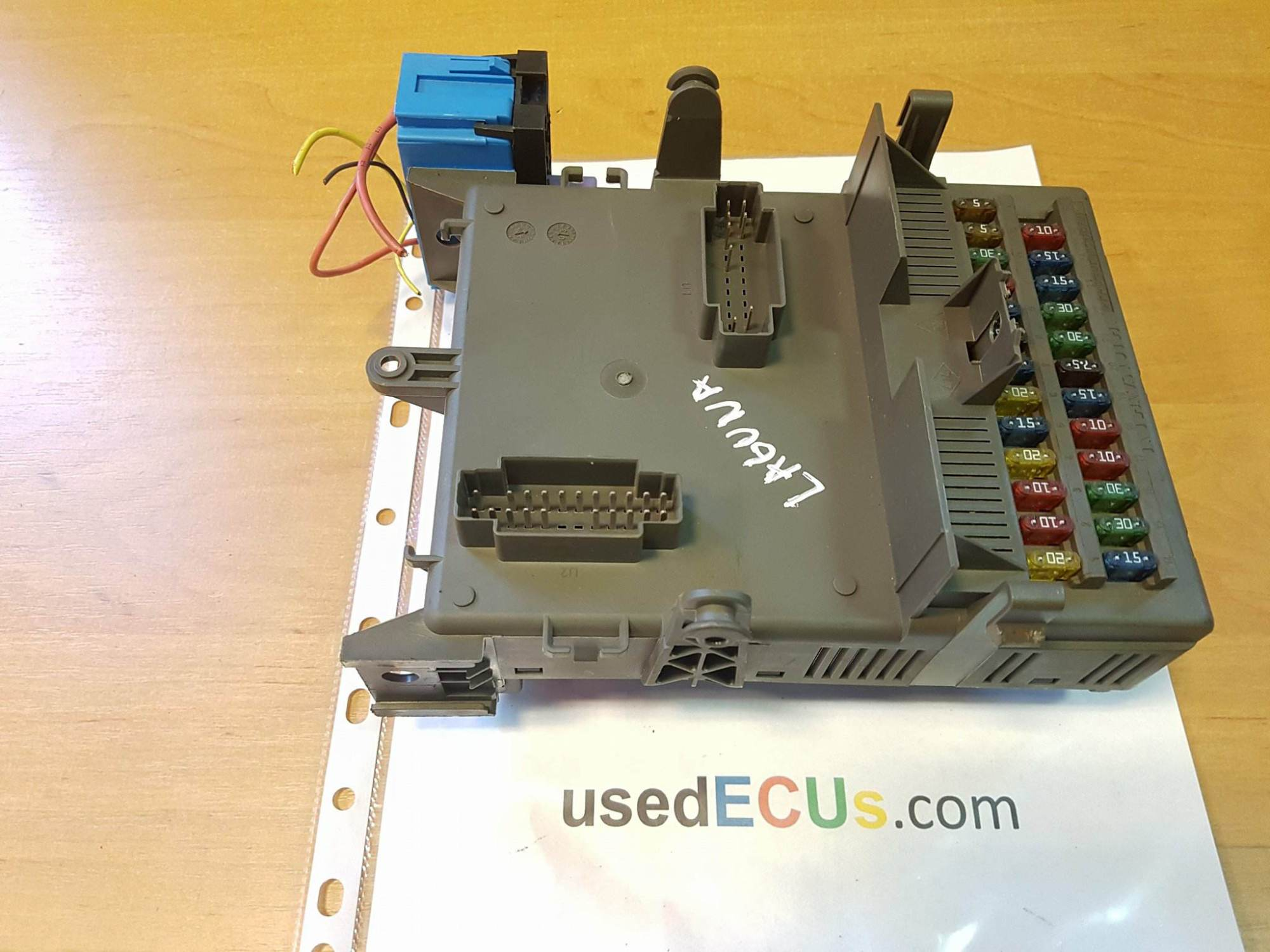 hight resolution of renault laguna espace 1 9 dci interior fuse box 8200004201e 518832001 article 8200004201e 518832001