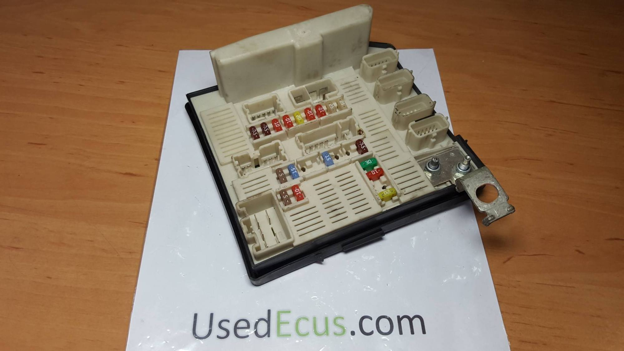 hight resolution of renault megane scenic 2007 1 5 dci fuse box unit usm c pft article 8200481866 h 519158091 8710947008 8200481866