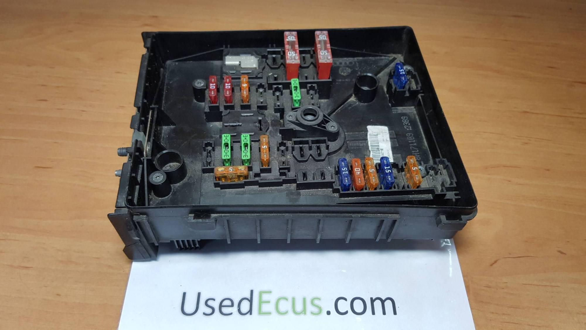 hight resolution of skoda octavia 2010 1 9 tdi fuse box 1k0937125d article