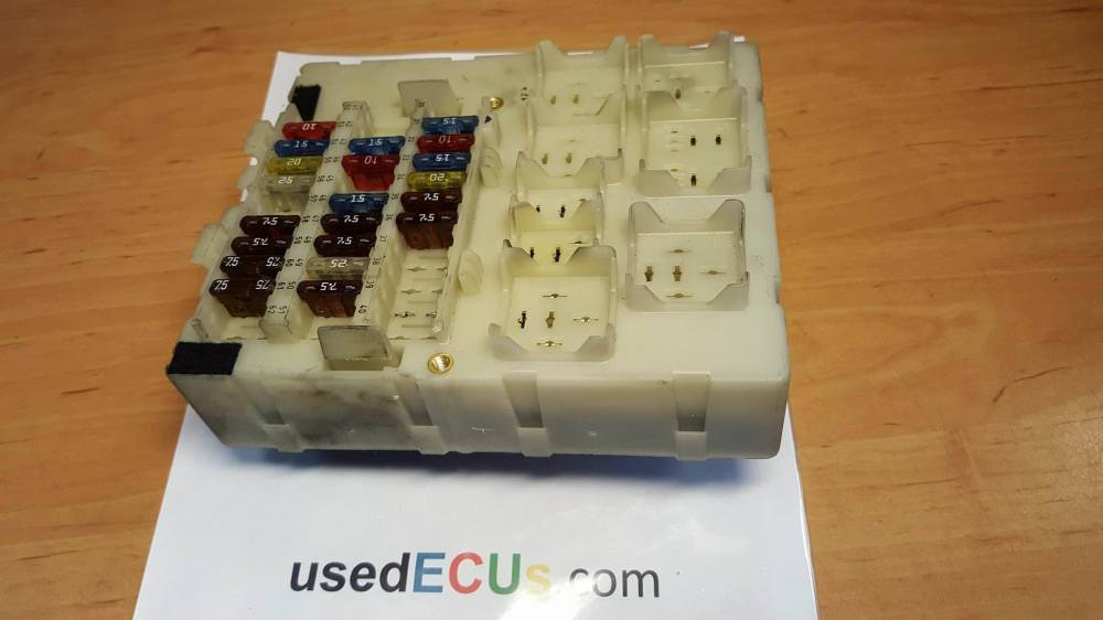 medium resolution of ford focus mk1 1999 fuse box 518231808 98ag14a073ag article 518231808
