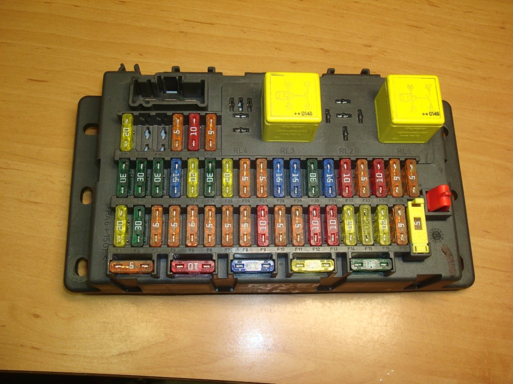medium resolution of rover 75 fuse box
