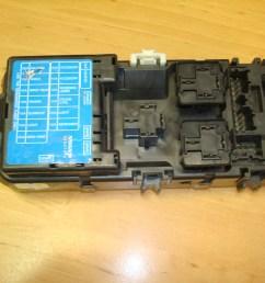volvo s40 v 40 turbo petrol 2l fuse box 30807016 article 30807016  [ 2592 x 1944 Pixel ]