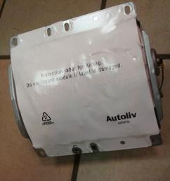 volvo s40 v50 04 10 dash air bag airbag autoliv article 30615716  [ 2048 x 1536 Pixel ]