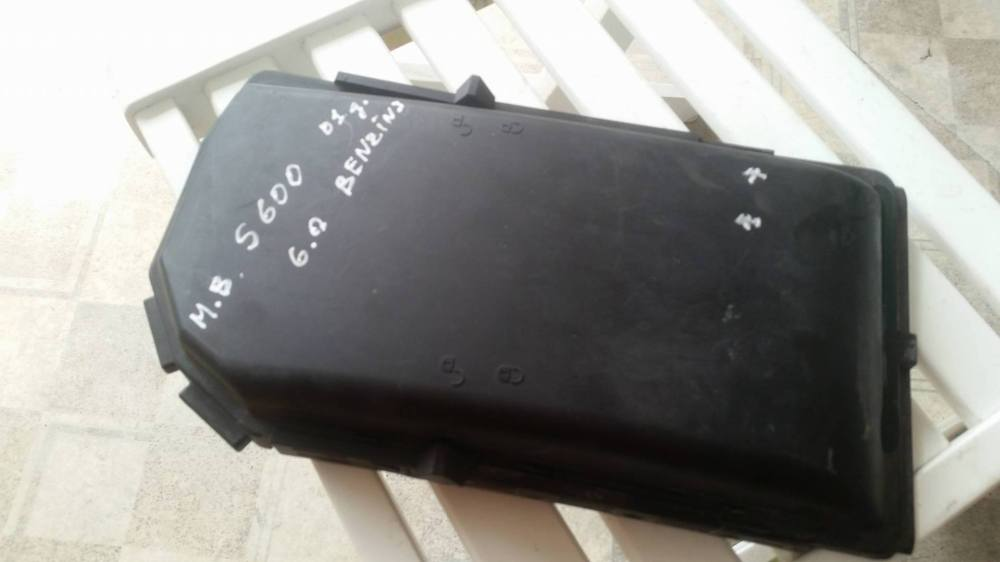 medium resolution of mercedes benz s class w220 fuse box cover article 2205400382 220 540 03 82 08 5120 55
