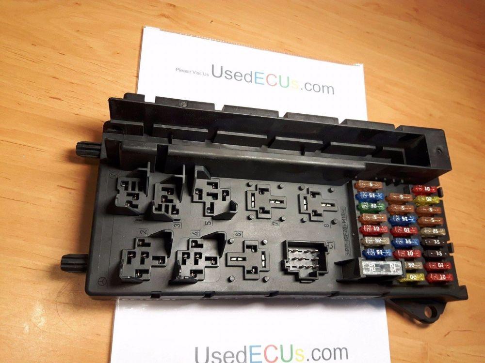 medium resolution of mercedes sprinter fuse box relay box ecu a9065454301 5b0uj0107 article a9065454301 5b0uj0107