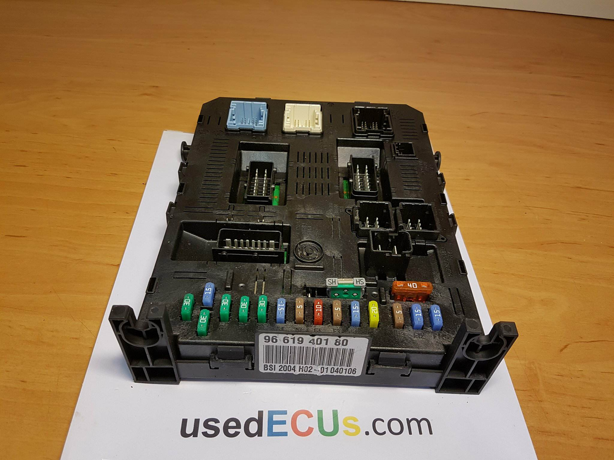 citroen c4 bsi wiring diagram seven wire trailer jumper 3 fuse box | library