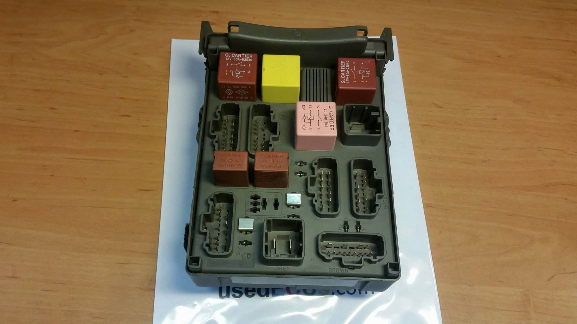 hight resolution of fuse box renault espace 2000 wiring library