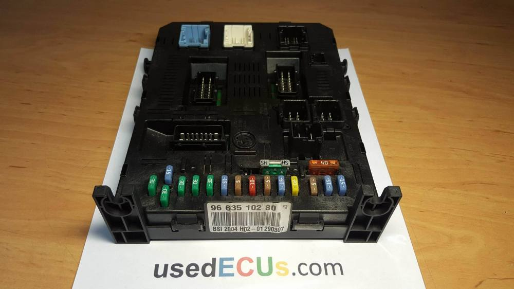 medium resolution of peugeot 307 bsi fuse box module 21676031 5b 28119736 3a vo2 00 9663510280 article 21676031 5b 28119736 3a vo2 00 9663510280