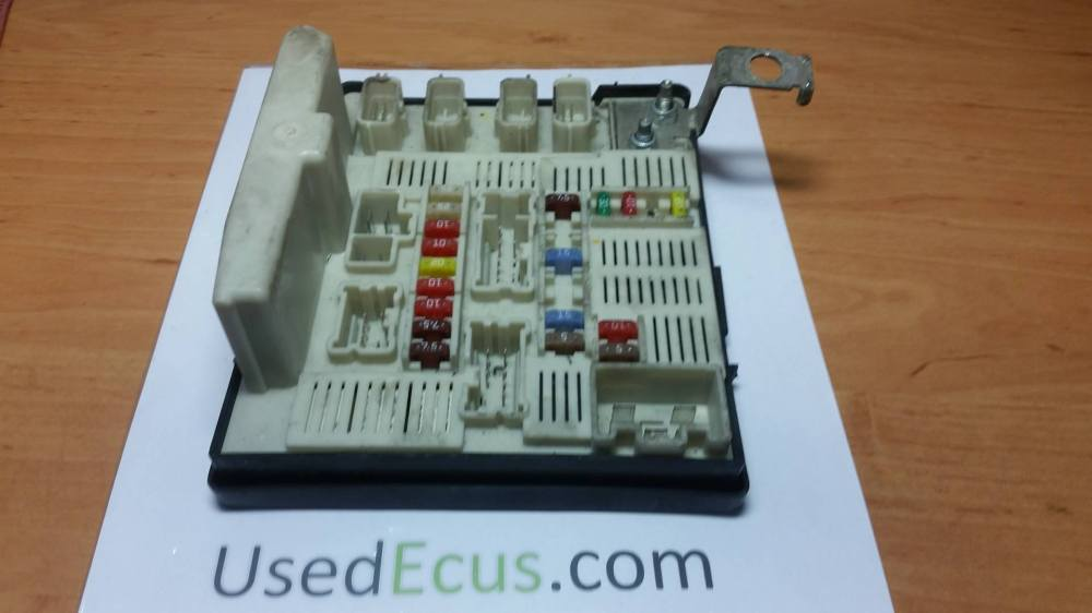 medium resolution of renault megane scenic 1 5 dci 02 08 fuse box unit 8200481866 grenault megane scenic 1