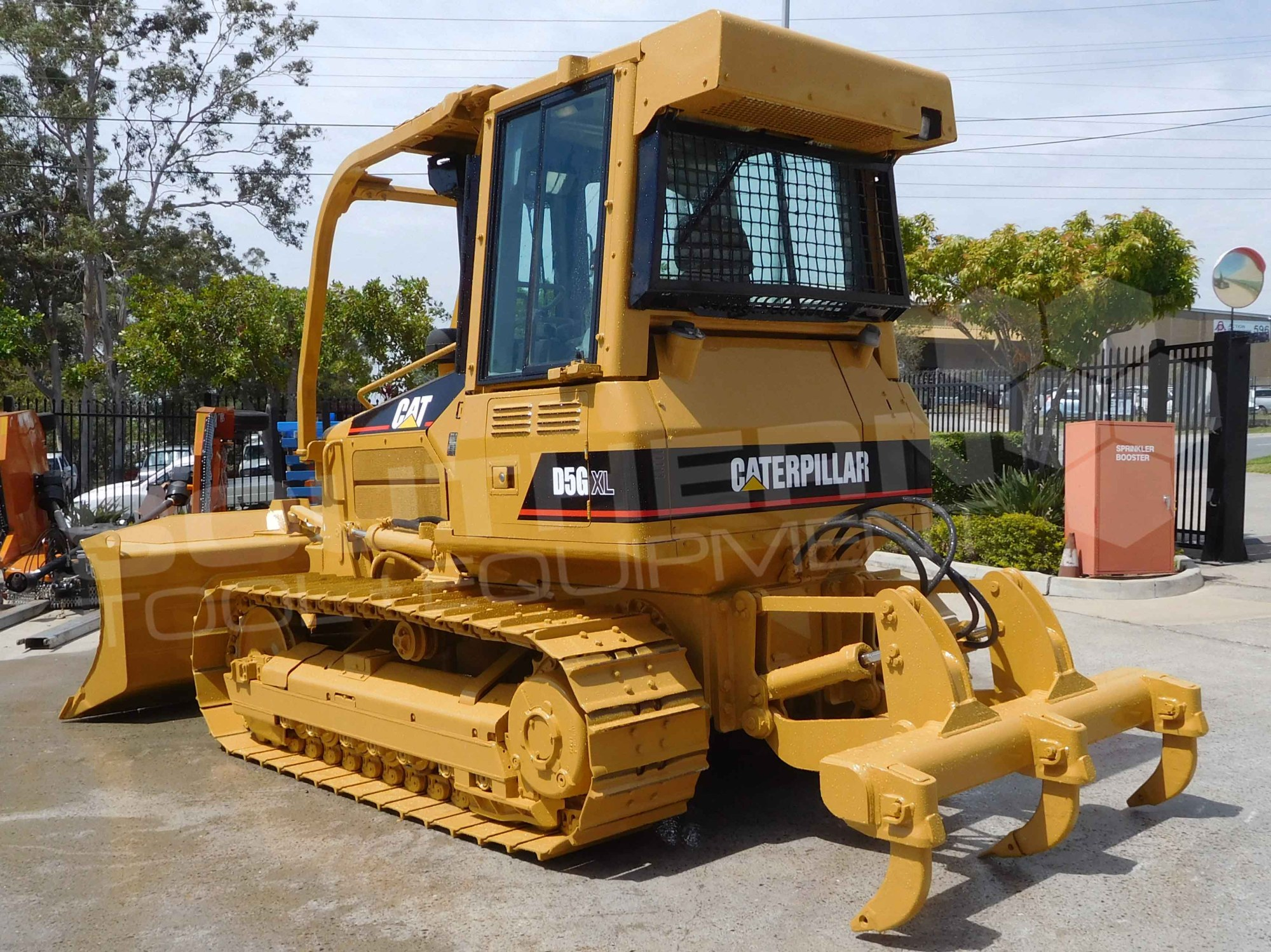 hight resolution of heavy duty caterpillar d5g two barrel bulldozer rippers southern tool equipment co new used earthmoving machinery and equipment for sale