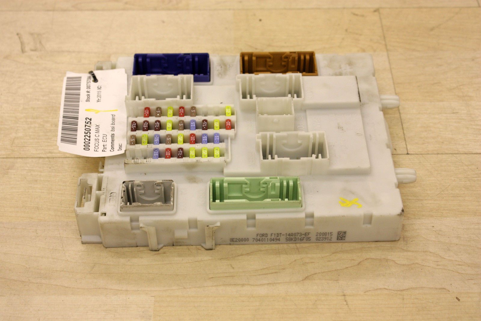 hight resolution of home electrical body control fuse box ford focus