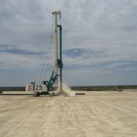 casagrande B125xp Bored Piles Texas