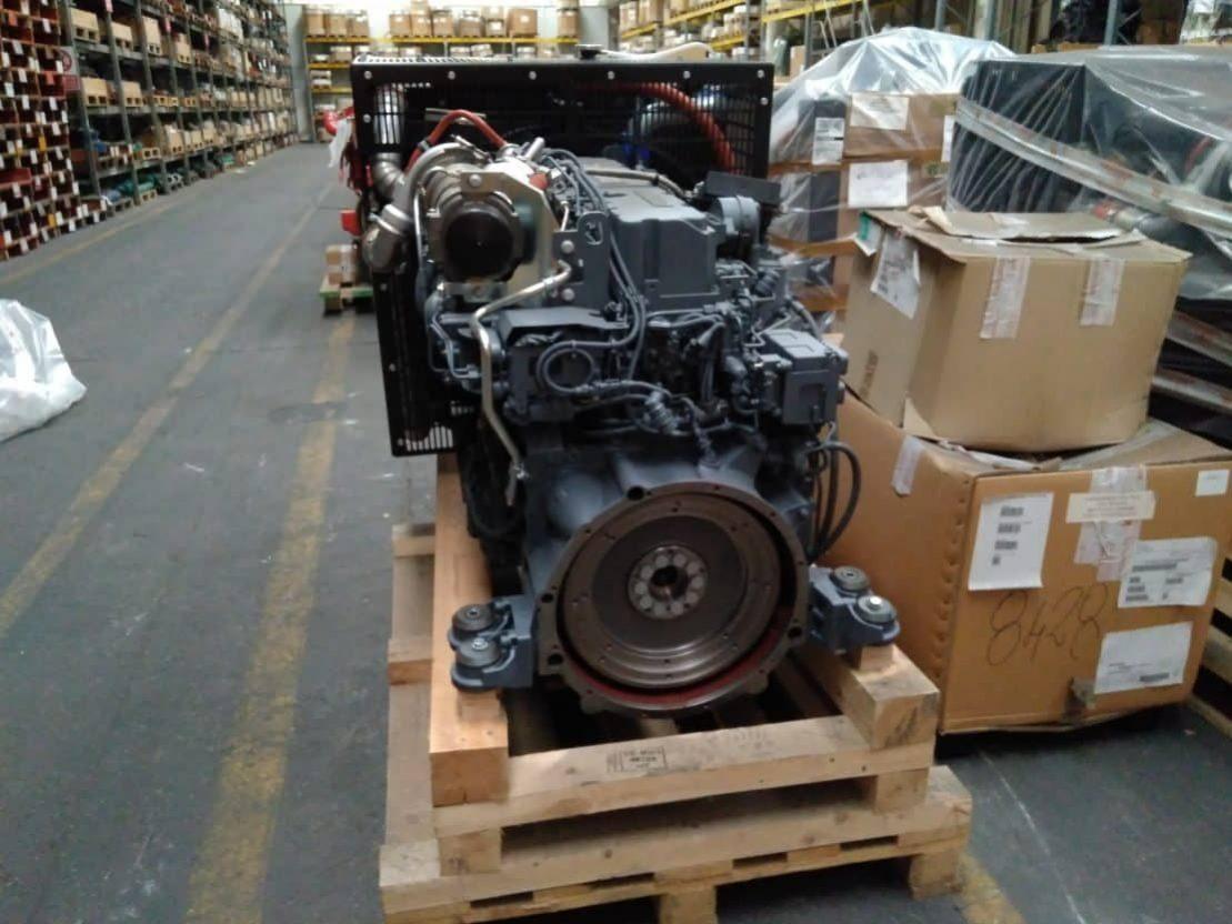 DEUTZ TCD 7.8 L6 – DIESEL ENGINE full