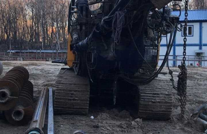 CASAGRANDE B330XP PDW-L + KIT CFA-R – PILING full