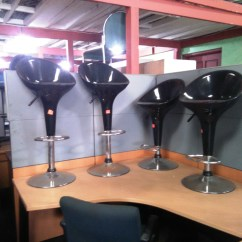 High Chair Philippines Grey Upholstered Dining Chairs Bar Used Office Furniture