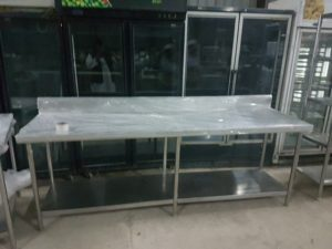 Used SS Work Tables