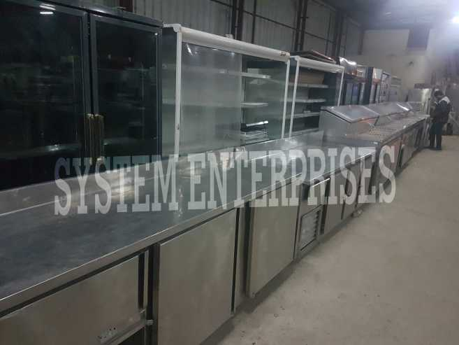 Used Commercial Undercounter Fridge