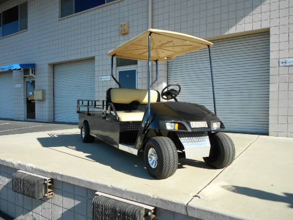Taylor Dunn Electric 9seater Golf Cart Used Taylor Dunn 866 330