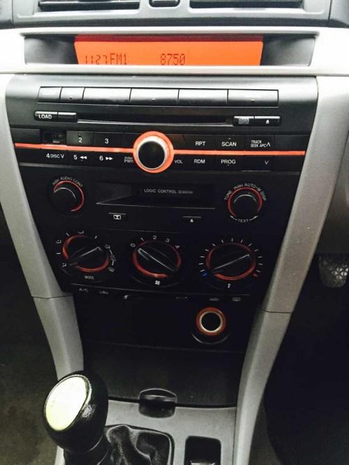 small resolution of mazda 3 manual sedan 2005 black