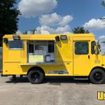 Fully Loaded Used Chevrolet P30 27 Stepvan Kitchen Food Truck For Sale In Alabama