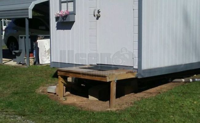 8 X 12 Tiny House Mobile Business Building For Sale In